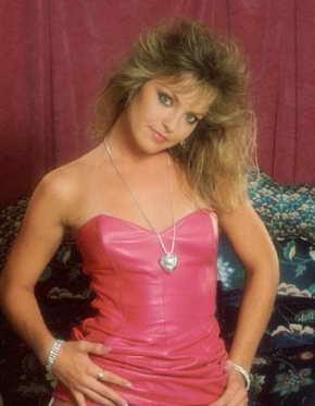 Margo Chapman - January Penthouse Pet 1987