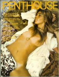 Marianne Gordon - April Penthouse Pet 1972