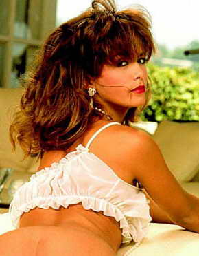 Marie Duarte - July Penthouse Pet 1990