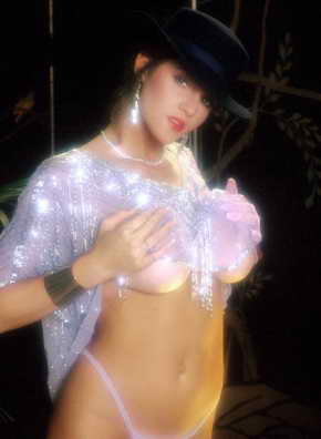 Melissa Leigh - May Penthouse Pet 1987