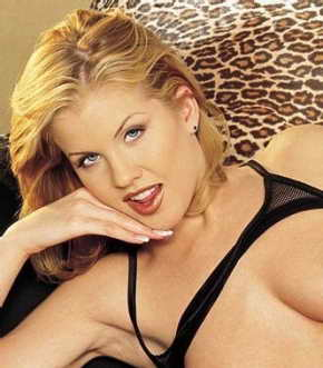 Melissa Ludwig - July Penthouse Pet 1998