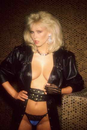 Micky Honsa - July Penthouse Pet 1988