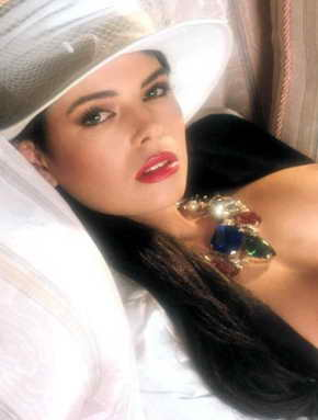 Mignon May Champ - March Penthouse Pet 1994