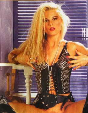 Mikki Brenner - November Penthouse Pet 1989