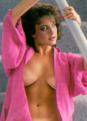 Mindy Farrar - November Penthouse Pet 1984