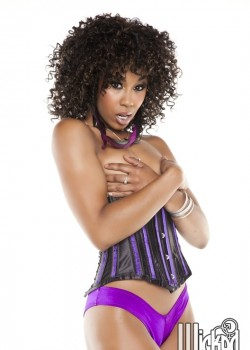 Misty Stone - December Penthouse Pet 2014