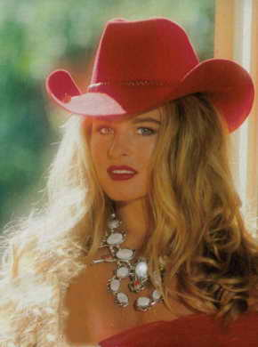 Natalie Smith - March Penthouse Pet 1993