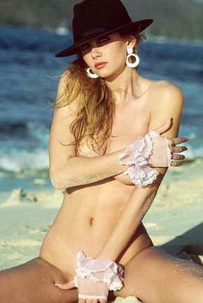 Patty Mullen - August Penthouse Pet 1986