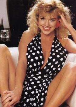 Robin Brown - April Penthouse Pet 1992