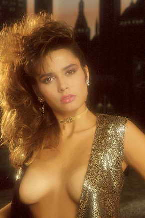 Ronnie Dawn - May Penthouse Pet 1991