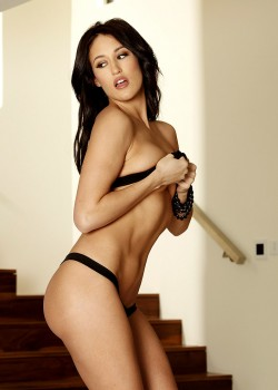 Ryan Keely - October Penthouse Pet 2009