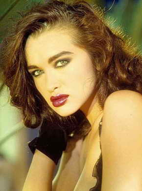 Sasha Vinni - September Penthouse Pet 1991