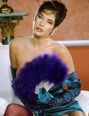 Seana Ryan - September Penthouse Pet 1992