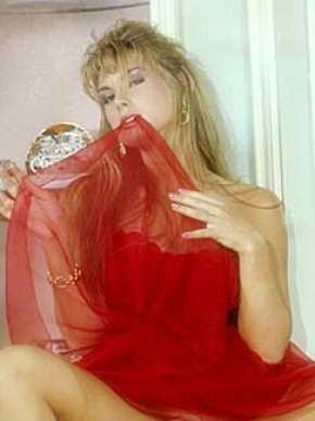 Shandra Leigh - October Penthouse Pet 1995