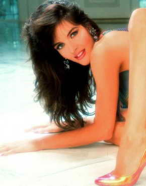 Sonja McDaniel - May Penthouse Pet 1994