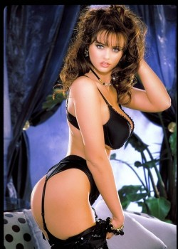 Stacy Moran - October Penthouse Pet 1993