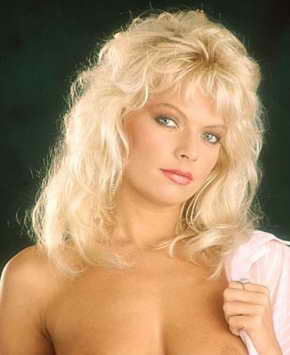 Sunny Woods - March Penthouse Pet 1989