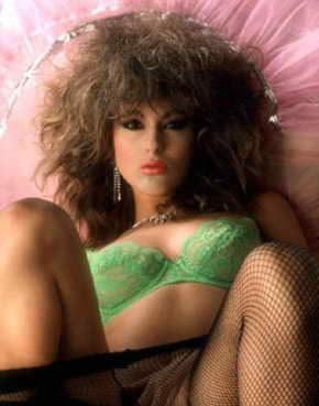 Susan Napoli - February Penthouse Pet 1986