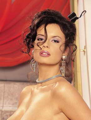 Svetla Lubova - June Penthouse Pet 2004