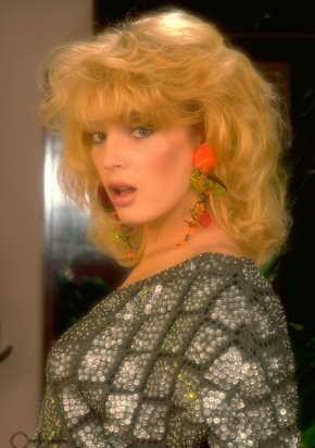 Tammy Chapman - August Penthouse Pet 1992