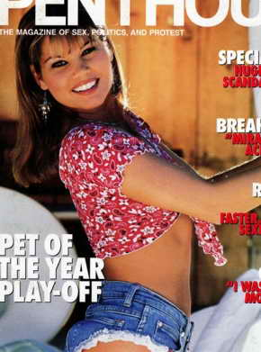 Tracie Carmichael - June Penthouse Pet 2000