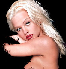 Chloe Jones (Deceased) - April Penthouse Pet 1998