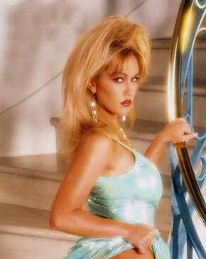 Heather Kelly - April Penthouse Pet 1997