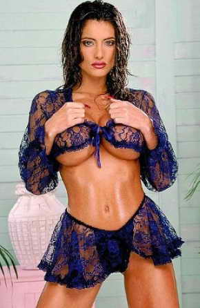 Rocki Roads - September Penthouse Pet 1997