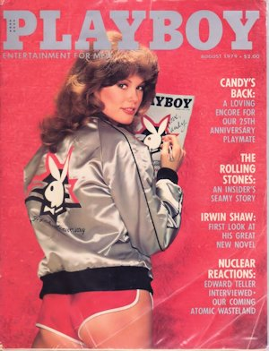 Playboy Magazine August 1979 Featuring Dorothy Stratten