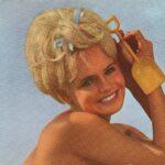 Joey Gibson Original Playboy Centerfold