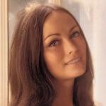 Bonnie Large Playboy Centerfold March 1973